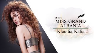 Klaudia Kalia Miss Grand Albania 2018 Introduction Video