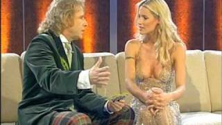 2006 | Michelle Hunziker bei «Wetten, dass ..?»