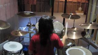 Pupil - Dulo ng Dila (Drum Cover)