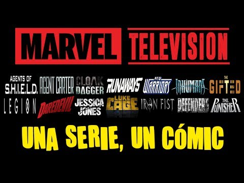 MARVEL TELEVISION: Una serie, un cómic