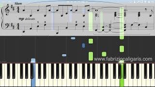 Julia (Beatles) Piano Cover - Tutorial - PDF