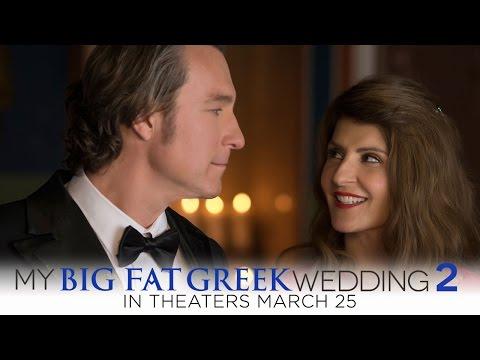 Video trailer för My Big Fat Greek Wedding 2 - In Theaters March 25 (TV Spot 1) (HD)