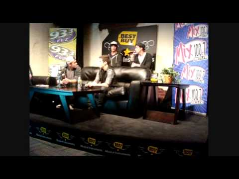 Big Time Rush Live Chat Tampa Florida 2011