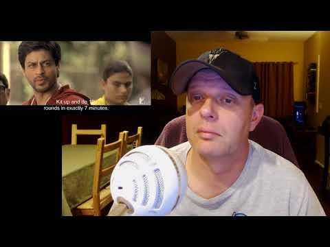 Scene The Coach of India | Chak De India | Shah Rukh Khan
