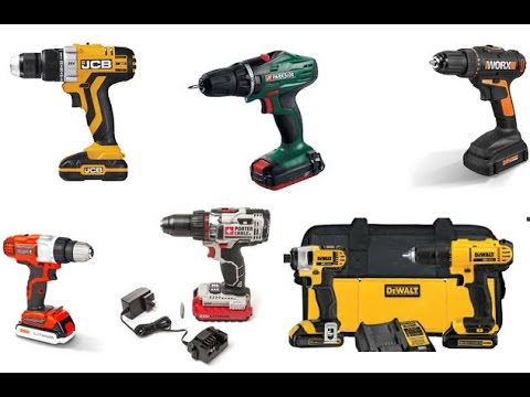 Reviews: Best 20v Cordless Drill 2017