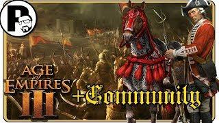 🔴 Age Of Empires 3 [AOE3] Mit Der Community   Let's Play [DEUTSCH]