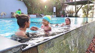FAMILY TRIP To Dream Catcher Plantation Resort | AG Vlogs EP16 | Amrutha Suresh | Abhirami Suresh |