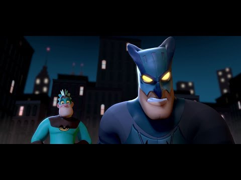 My friends made this kickass animated student short film about rebooted super heroes. (Ringling Film)