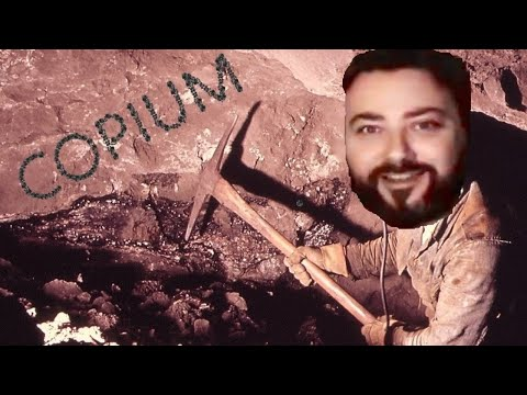 Sargon huffs Super-Copium.... and his own farts!
