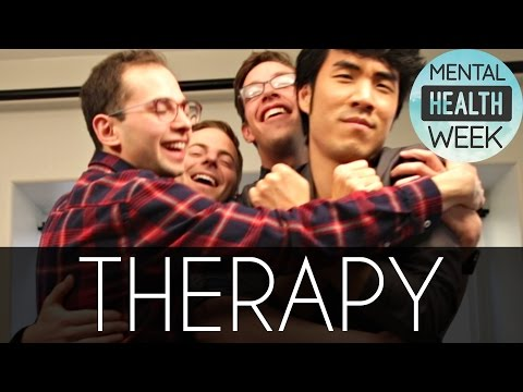 The Try Guys Try Therapy (видео)