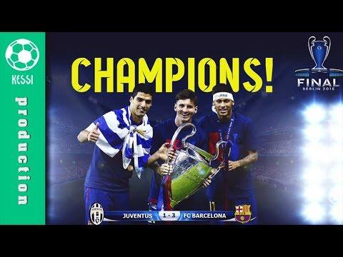 FC Barcelona - Road To Glory ● BERLIN 2015 - Champions League