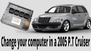 P0882 P0700 Tipm PCM or Both? Chrysler PT Cruiser - Thủ