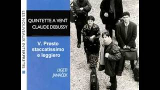 György Ligeti - Ten pieces for wind quintet (1968)