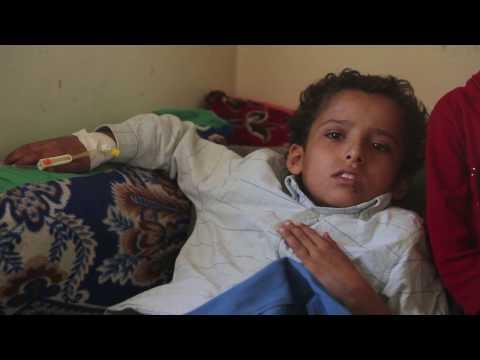 وجع يسكن النخاع – إنتاج الجمعية اليمنية لمرضى الثلاسيميا والدم الوراثي