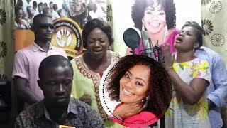 BEST VIDEO: Watch Piesie Esther Wonderful Live Worship... I Love This 😀😀😀
