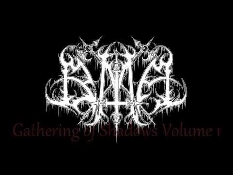 Black Metal Allegiance - Gathering of Shadows Volume 1 Comp promo