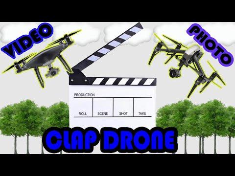 Clap drone Montpellier 2020