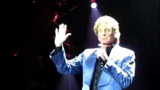 """Barry Manilow - """"Stay"""" Sovereign Center - Reading, PA - 9/6/2012"""