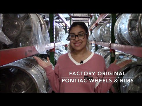 Factory Original Pontiac Wheels & Pontiac Rims – OriginalWheels.com