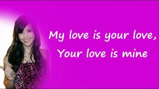 Megan Nicole - You Da One [Lyrics] (Rihanna)