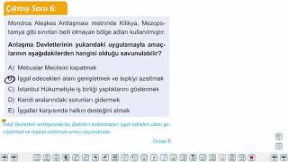 Eğitim Vadisi TYT Tarih 15.Föy 20. Yüzyıl Başlarında Osmanlı Devleti ve Dünya 2 Konu Anlatım Videoları