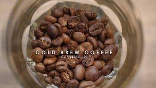 How to make a cold brew