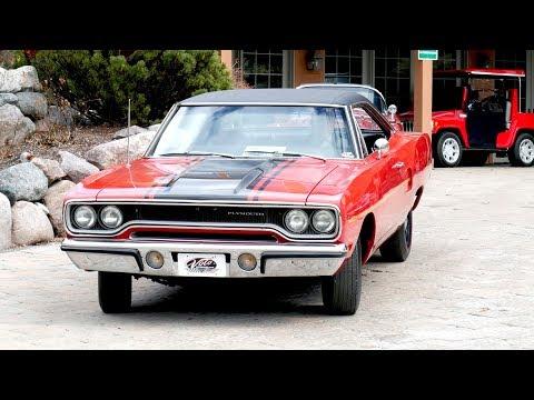 Video of '70 Road Runner - PNRF