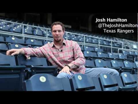 FCA Interview with Texas Ranger Josh Hamilton