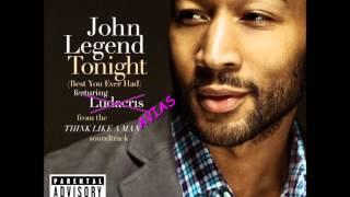 John Legend- Tonight REMIX