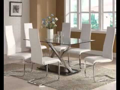 Glass Dining Table - Glass Table & Chairs Latest Price ...