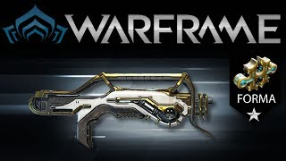 Braton Prime! | Warframe weapon builds. Part 5
