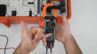 HT9023 Misura di potenza ed energia