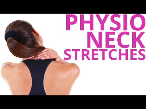 Physio Neck Exercises Stretch & Relieve Routine