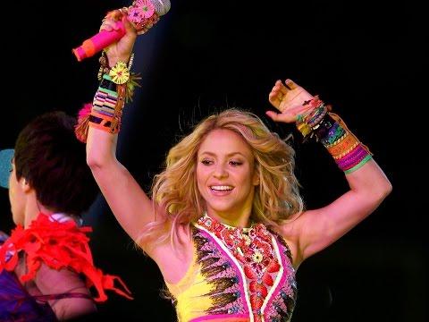 Shakira - Será Será (Hips Don't Lie spanish version)