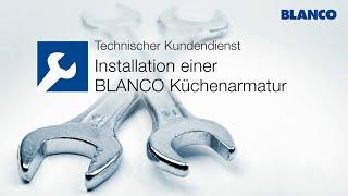 Montageanleitung Blanco Linus S Kuche Anleitung Montage