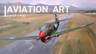 Aviation  Art  2