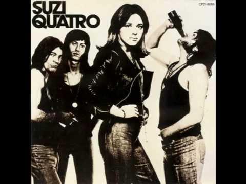 SUZI QUATRO-stick and stones-usa 1973