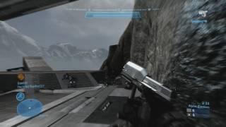 Halo Reach: Living Dead Killionaire choke on Bedlam