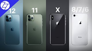 Apple iPhone 12 vs Apple iPhone 11/X/8/7/6 - Should You Upgrade?
