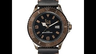 [Uhr-Review] Ice-Vintage - Black Bronze  by www.ice-watch.com/de [FULL HD/German]