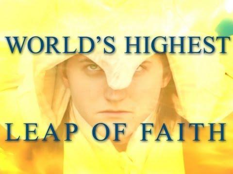 The World's Greatest Assassin's Creed Leap Of Faith