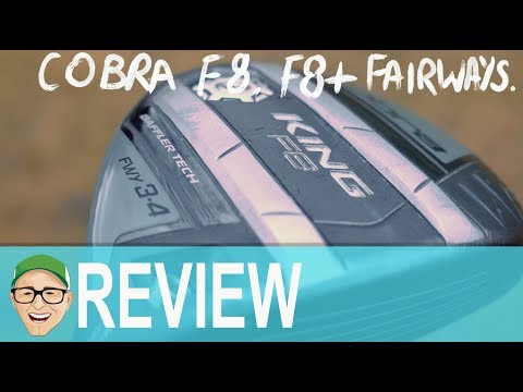 COBRA F8 F8 PLUS FAIRWAY