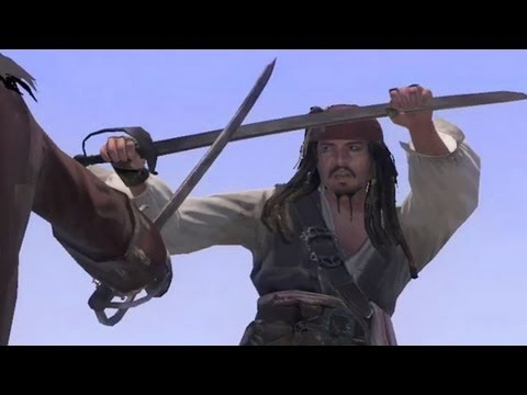 Disney Pirates of the Caribbean: At Worlds End