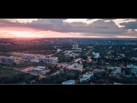 Lilongwe city drive - part 2: January 2021