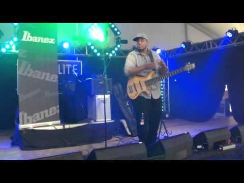 Ibanez: Andrew 'The Bullet' Lauer