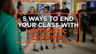 Finishing Class Strong with Optimistic Closures