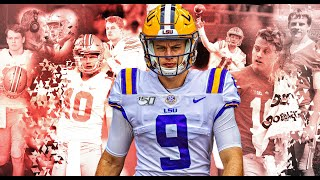 "Joe Burrows LSU Mini Movie || ""Road to the Championship"""