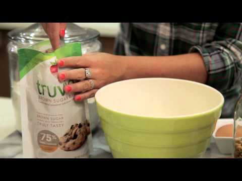 How to Make Blondie Brownies with Truvía® Brown Sugar Blend