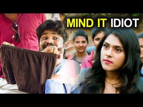 Mind It Idoit || EE #2019 Latest Movie Scene || Neiraj Sham, Naira Shah, Betha || TMT