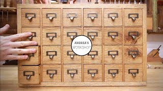 Apothecary Cabinet - Part 1/2